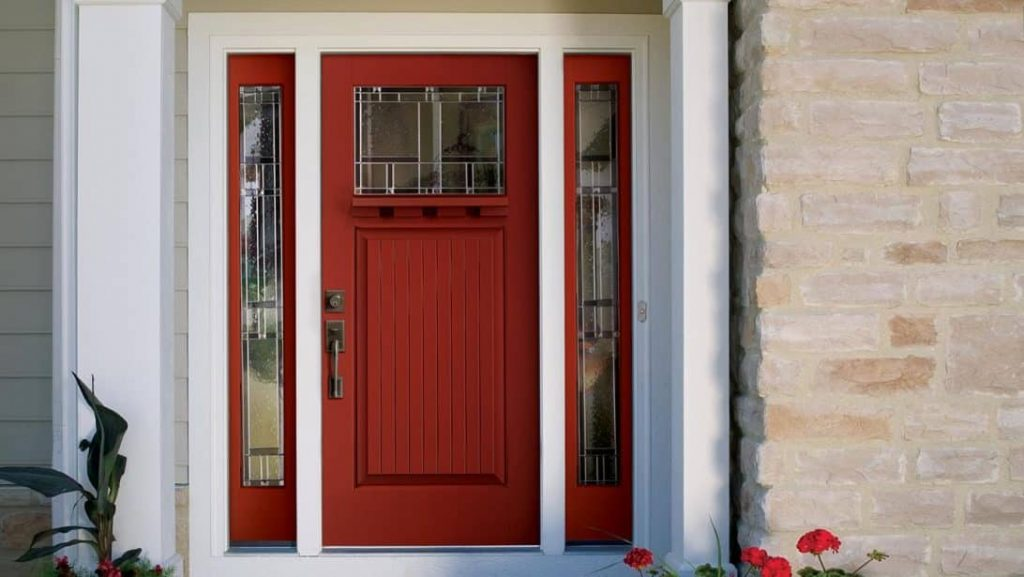 Craftsman Entry Doors