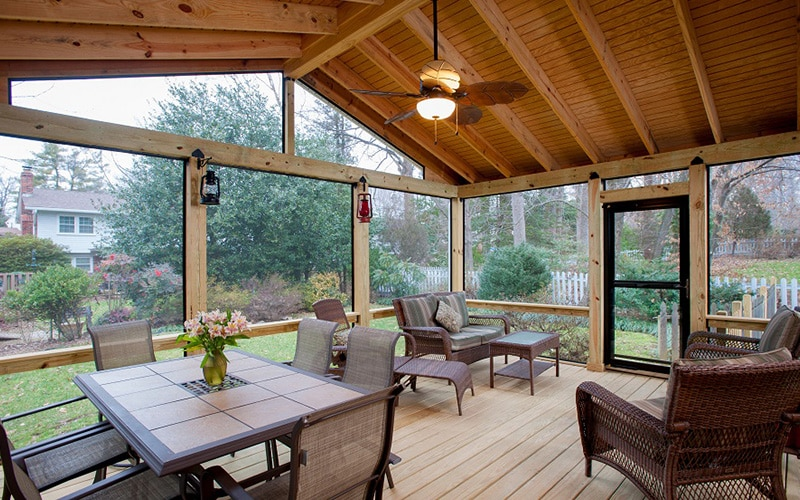 Porches By Smallwood Renovations Llc In Rockville