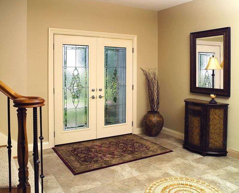 Home with French doors