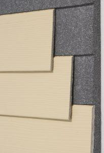 Image showcasing the protective nature of fiber cement siding